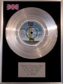 "SMOKIE - 7"" Platinum Disc - IT'S YOUR LIFE"